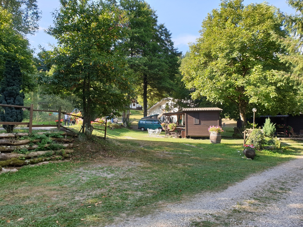 Camping Le Fontanelle